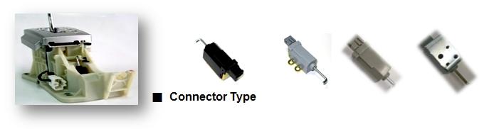 connector type solenoid