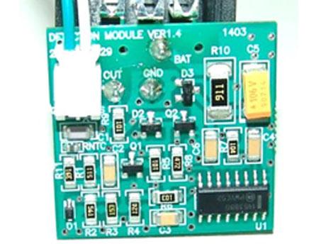 ignition coil sensor module